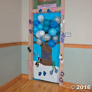 preschool door decoration