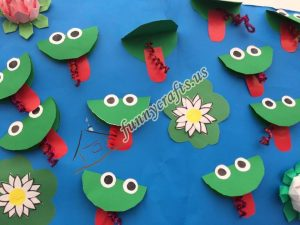 preschool frog themed crafts (1)