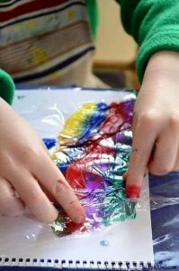 printmaking ıdeas for the classroom workshop for early childhood (2)
