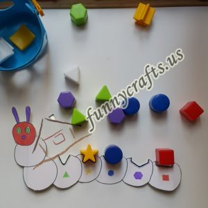 simple shape activities