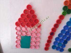 bottle cap crafts for preschool (2)