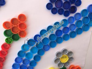 bottle cap crafts for preschool (6)
