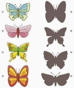 butterfly shadow matching sheets (2)