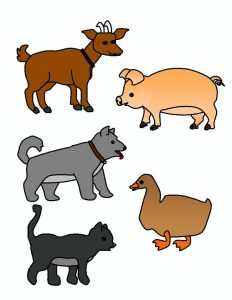 farm animals shadow matching (1)