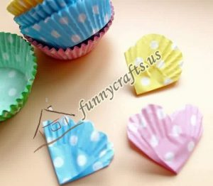 homemade cuupcake craft ideas