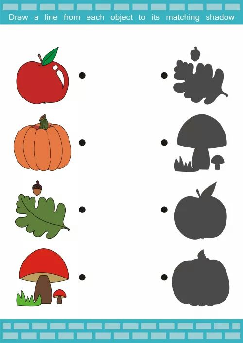 pumpkin shadow matching sheets Â« funnycrafts