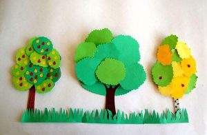 tree craft with paper (8)