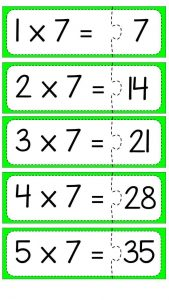 Multiplication puzzle for school (11)