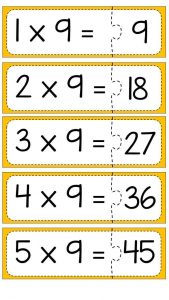 Multiplication puzzle for school (15)