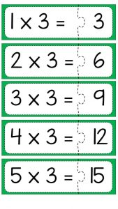 Multiplication puzzle for school (3)
