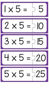 Multiplication puzzle for school (7)