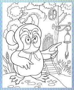 Winnie pooh coloring pages (4)