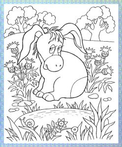 Winnie pooh coloring pages (8)