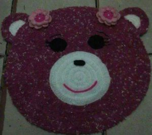 bear carpets for kids bedroom