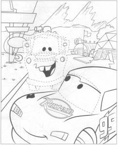cartoon coloring pages (2)