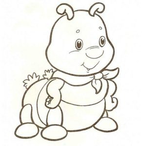 caterpillar coloring pages (1)