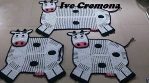 cow carpets for kids bedroom