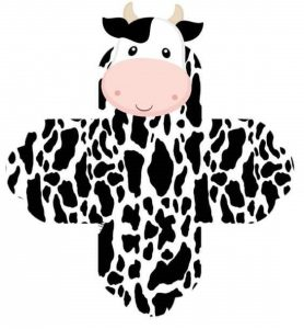 cow paper crafts