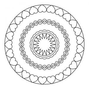 creative mandala coloring pages (2)
