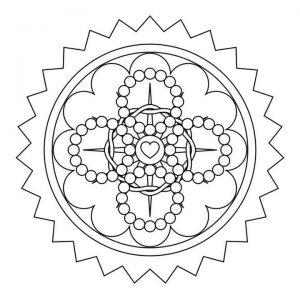 creative mandala coloring pages (23)