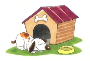 doghouse prepositions printable (1)