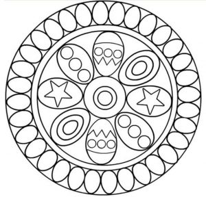 easter egg mandala coloring pages (2)