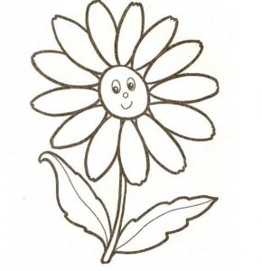flowers coloring pages (1)