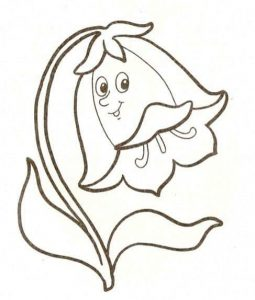 flowers coloring pages (3)