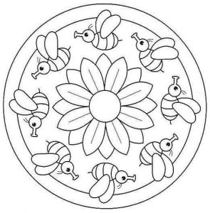 free printable mandala coloring pages (3)