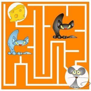 free printable mazes for kindergarten (2)