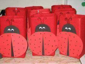 fun and easy ladybug crafts for kids