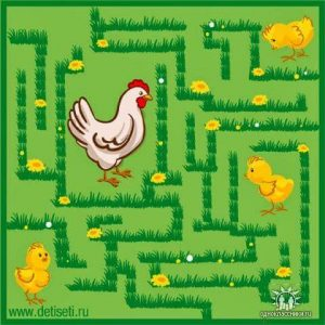 fun labyrinth worksheet (1)
