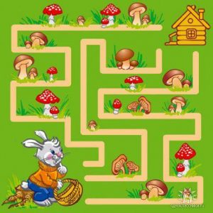 fun labyrinth worksheet (3)