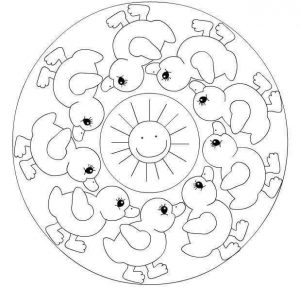 fun mandala coloring pages (1)