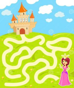 fun mazes worksheets & free printables (1)