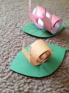 fun paper snail crafts (2)