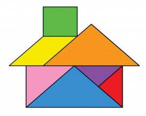 home tangram