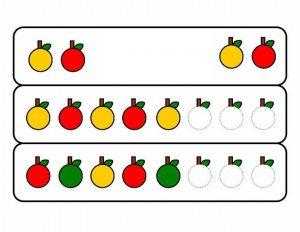 kındergarten pattern actıvıtıes