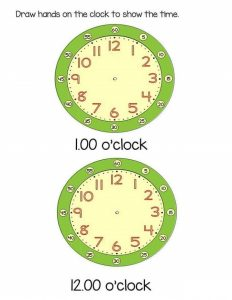 kids ways to make clocks (2)