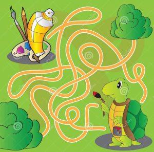 labyrinth worksheet  (1)