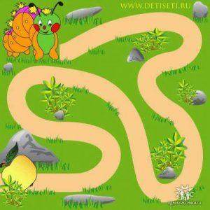 labyrinth worksheet  (2)