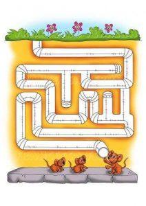 labyrinth worksheet  (3)