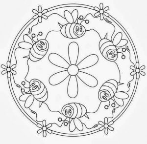 mandala coloring sheets (3)