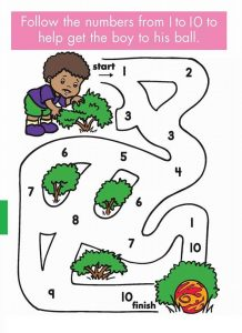 mazes worksheets & free printables (1)