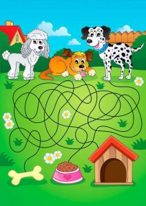 mazes worksheets & free printables (2)