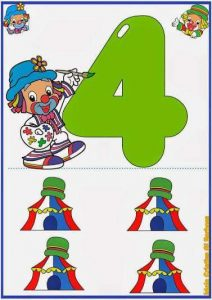 number flash cards primary teaching resources & printables (2)