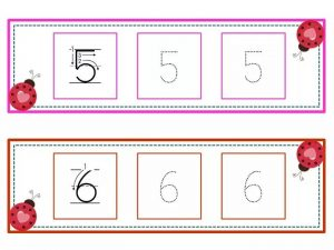 numbers tracing line (3)