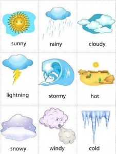 preschool weather arts and crafts (2)