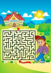 printable labyrinths
