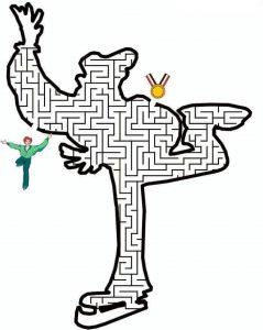 sport maze worksheets (1)